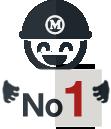 全国No.1安心のブランド